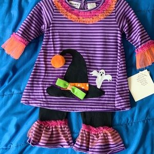 Boutique Halloween 2 PC outfit